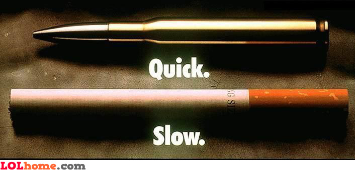 Quick or slow death