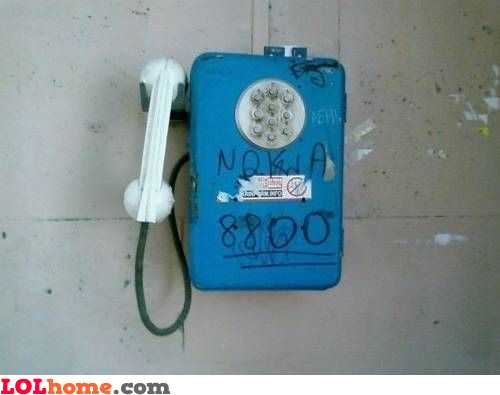 New Nokia 8800