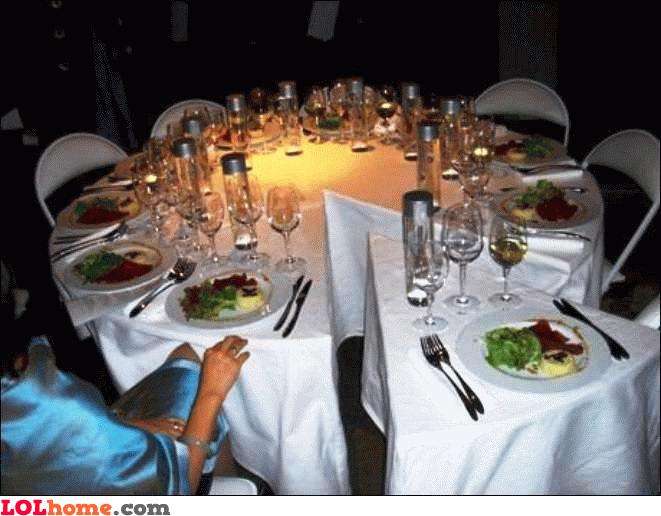 Table slice