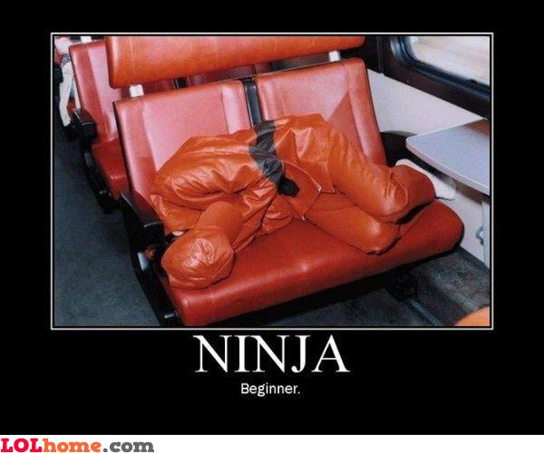 Ninja beginner