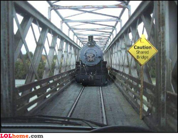 Shared bridge