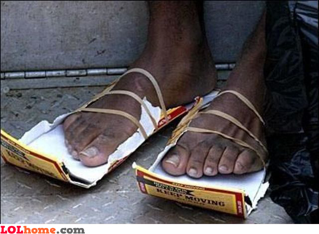 Cheap slippers