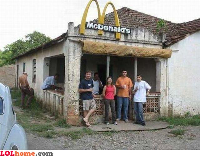 Countryside McDonalds