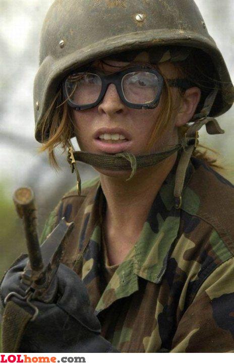 Army dork