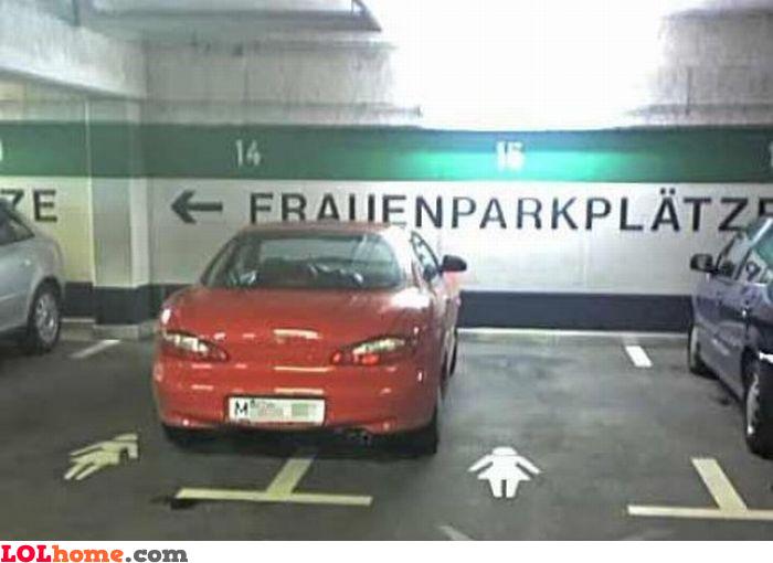 Women Parking Russian Women Parking 101