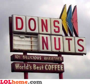 Don's nuts