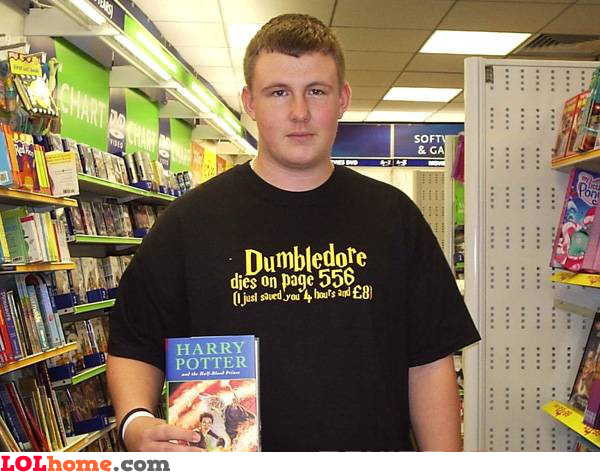 Dumbledore Dies Shirt Dumbledore Dies