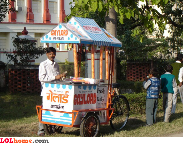 Gaylord ice cream