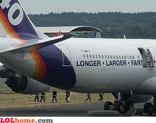 Longer Larger Fart