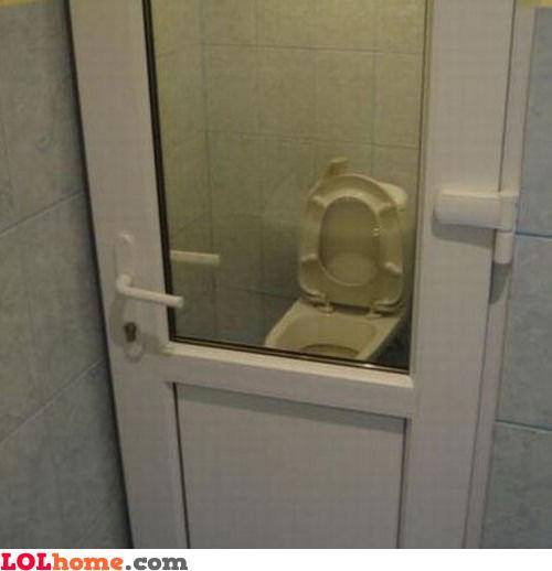 Bathroom privacy