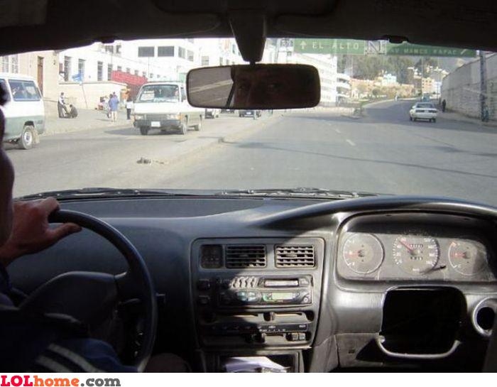Left-hand drive