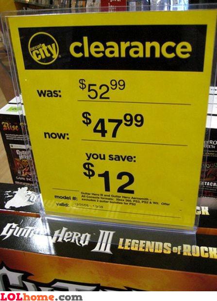 Sales math