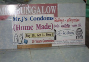 Home made condoms