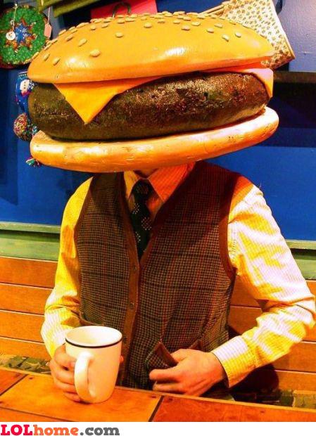 The manburger