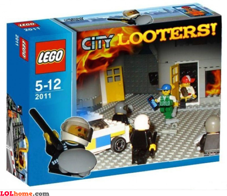 LEGO City Looters