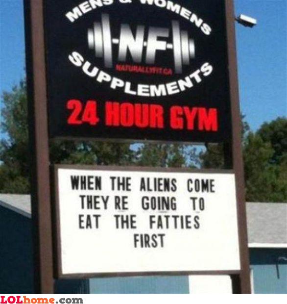 Alien motivation
