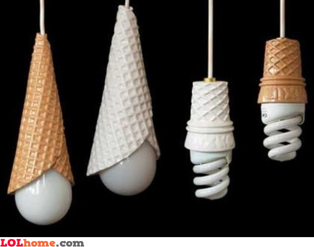 Icecream lights
