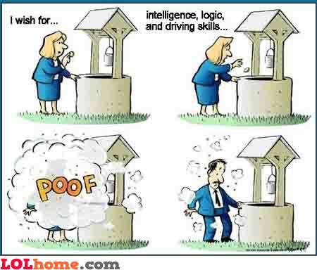 i wish for intelligence