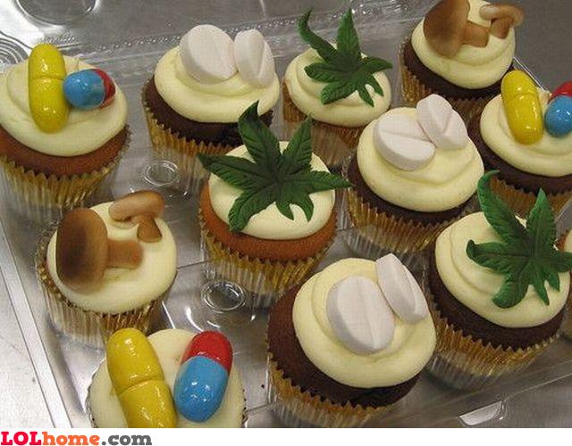 Not so nice cupcakes