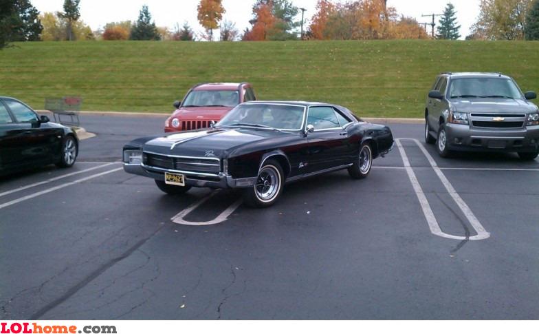 King of parking