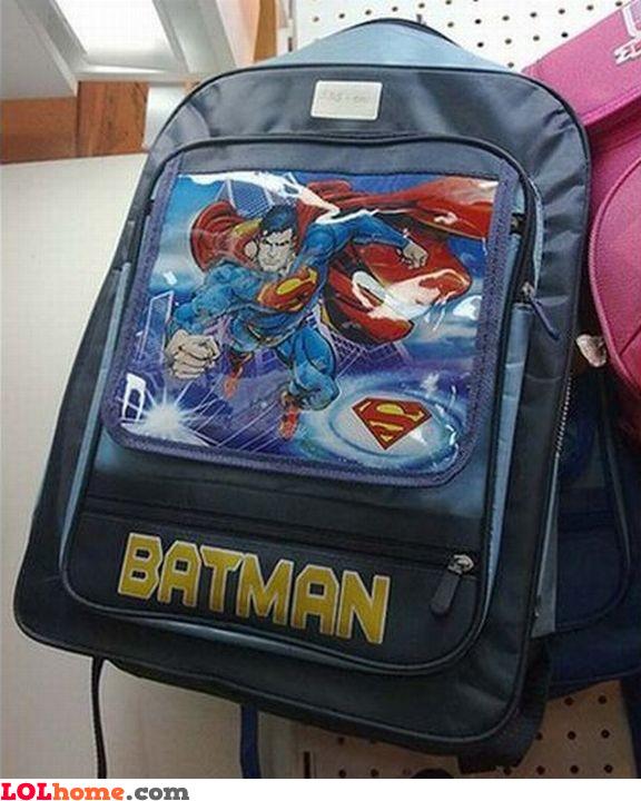 Meet Batman