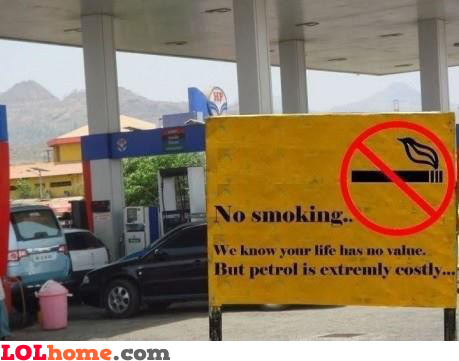 Petrol is extremely costly