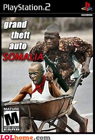 Grand Theft Auto Somalia