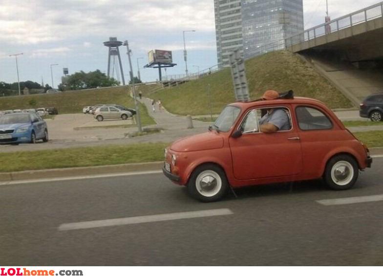 Need a bigger car?