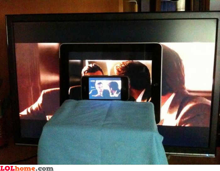 Inception viewing