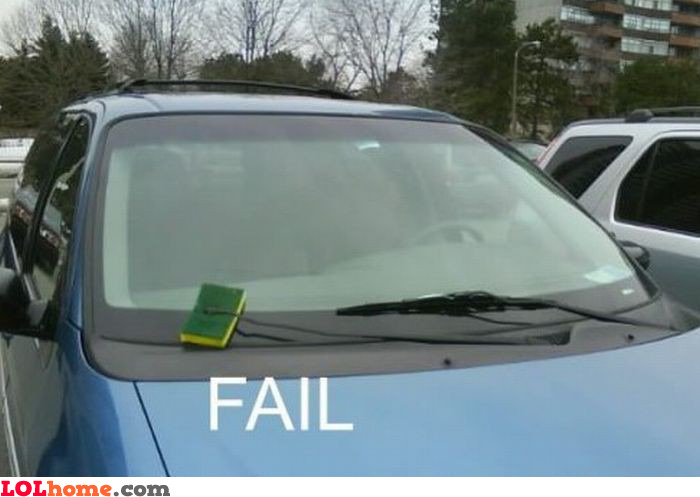 Fixed the wiper