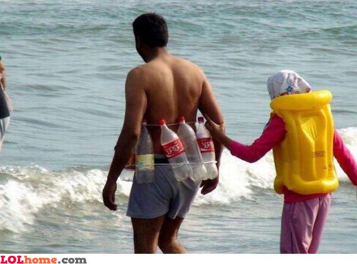 DIY life vest