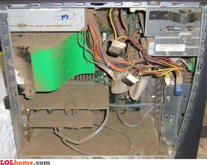 Dust problem
