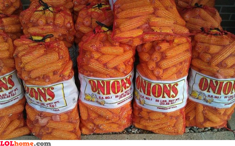 Get your onions