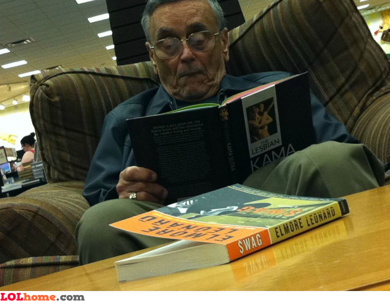 Interesting book you got there