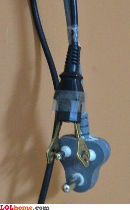 DIY adapter