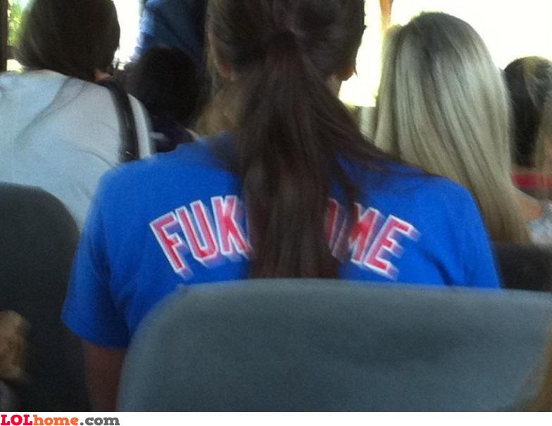 Fuk me