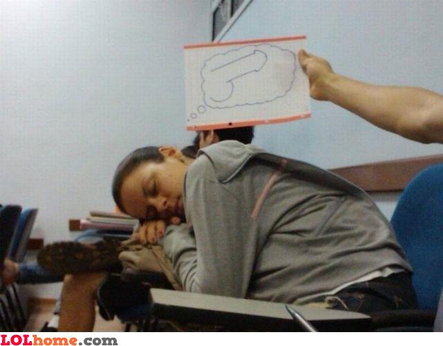 Dreaming in class