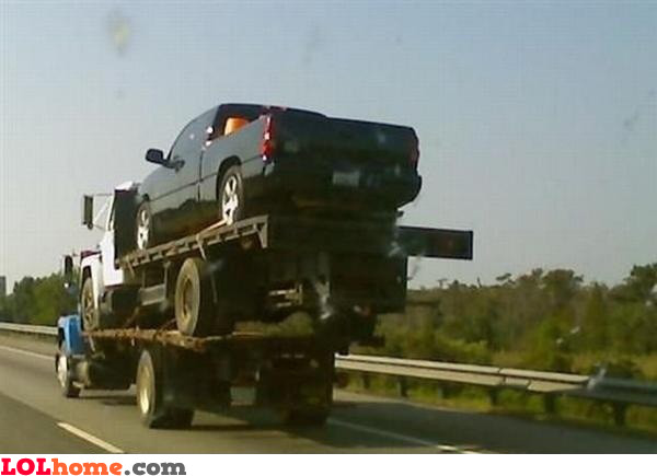 Truck inception