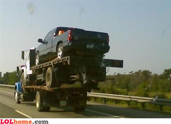 Heard You Like Trucks Put Your Truck