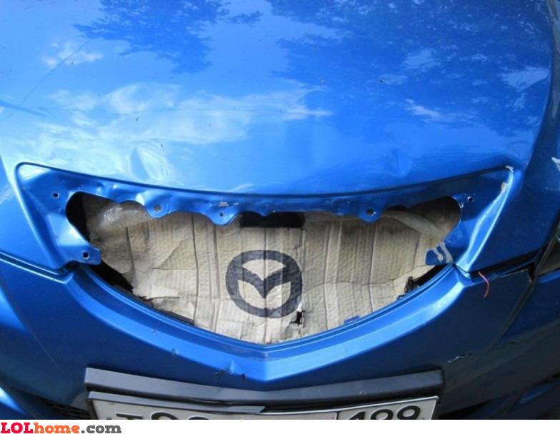 Fixed Mazda