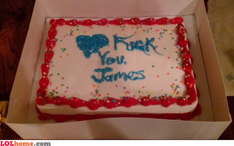 Happy Birthday James Funny Pic