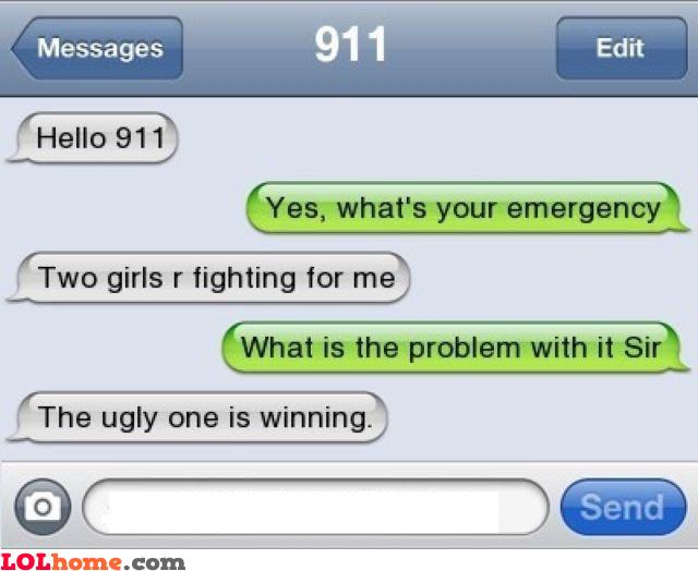 Emergency fighting
