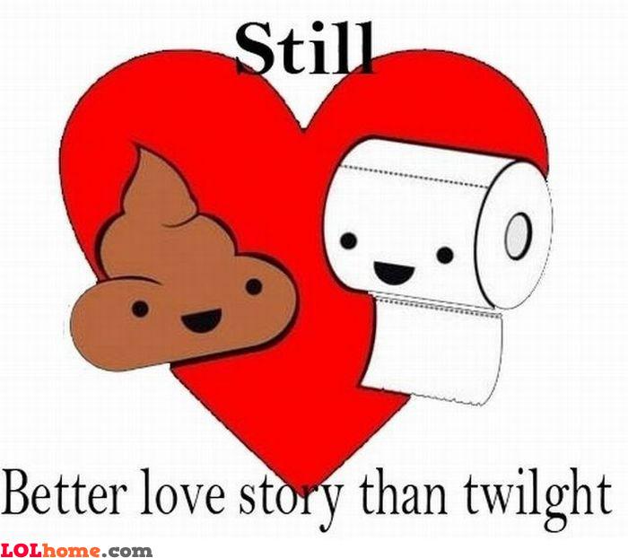 Better than Twilight?