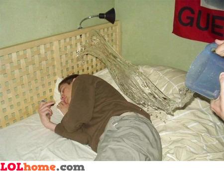 No more snooze button