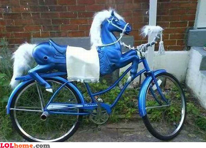 Ride the Pegasus