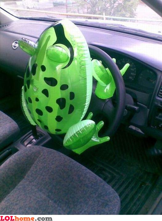 My airbag
