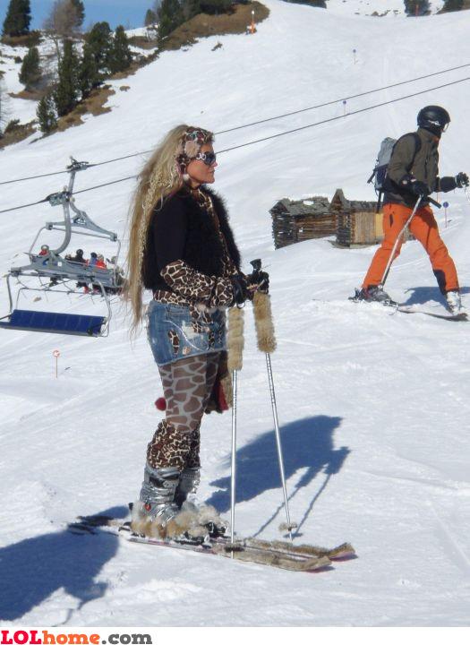 2010/2011 ski fashion