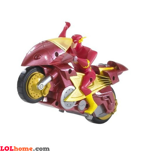 Flash bike