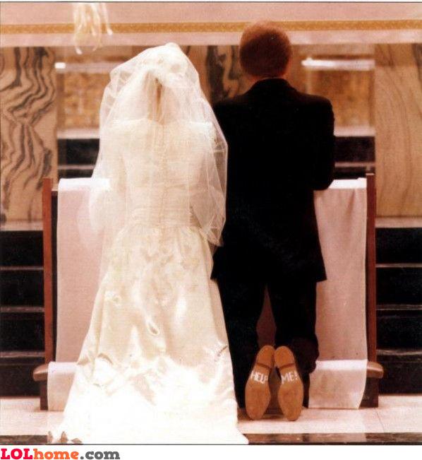 Help me, I'm getting married!