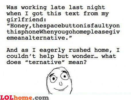 Give me a ternative
